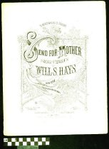 Image of Send for mother - Hays, Will. S. 1837-1907.  (William Shakespeare),