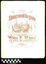 Image of Sitting round the grate - Hays, Will. S. 1837-1907.  (William Shakespeare),