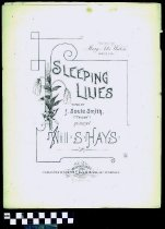Image of Sleeping lilies - Hays, Will. S. 1837-1907.  (William Shakespeare),