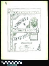 Image of Sunlight, moonlight, starlight - Hays, Will. S. 1837-1907.  (William Shakespeare),