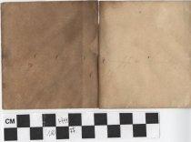 Image of Wedding Invitation Envelope 1874