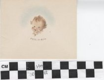 Image of [Birth announcement card] -