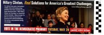 Image of Hillary Clinton: real Solutions for America's Challenges