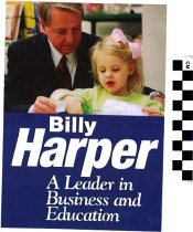 Image of Billy Harper, A leader in Business and Education