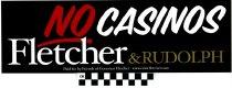 Image of No Casinos: Fletcher and Rudolph