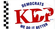 Image of Kentucky democratic party: democrats: we do it better!