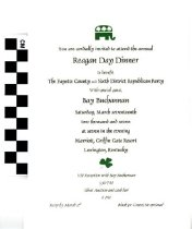 Image of Reagan Day dinner with bay Buchannan