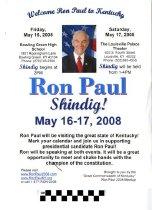 Image of Ron Paul Shindig