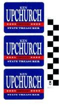 Image of Ken Upchurch for Kentucky State Treasurer