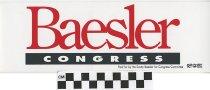 Image of Baesler for Congress