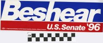 Image of Beshear for US Senate '96