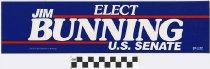 Image of Elect Jim Bunning for U.S. Senate