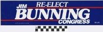 Image of Re-Elect Jim Bunning Congress