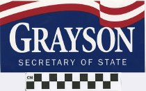 Image of Grayson for Secretary of State