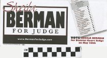 Image of Shelia Berman for Judge