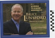 Image of Working to change Washington: Bruce Lunsford