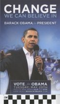 Image of Obama Biography: Change we Can Believe in