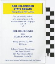 Image of Campaign Kick-off for Bob Heleringer