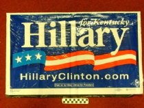 Image of Hillary for Kentucky
