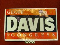 Image of Geoff Davis: Congress