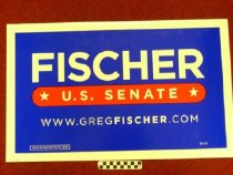 Image of Fischer for US Senate