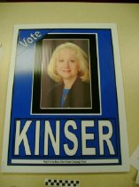 Image of Vote Mary Ellen Kinser