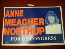 Image of Anne Meagher Northup for U.S. Congress (shirt/pearls)
