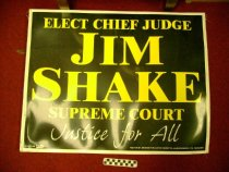 Image of Elect Chief Justice Jim Shake Supreme court