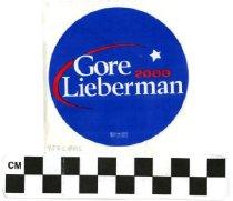 Image of Gore/Liberman 2000