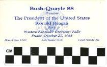 Image of Bush-Quayle 88