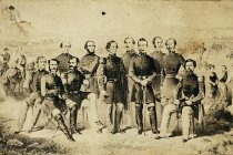 Image of Collage of Confederate Generals (3) -