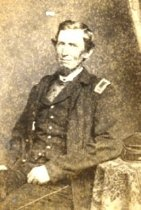 Image of Thomas Brown in uniform -