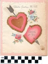 Image of Valentines Day Greeting Card