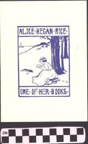 Image of 2007 card featuring Alice Hegan Rice