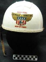Image of 2008.71.2 - crash helmet
