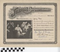 Image of Junior Department Certificate