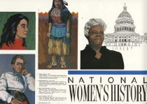 Image of National Women's Historic Week -