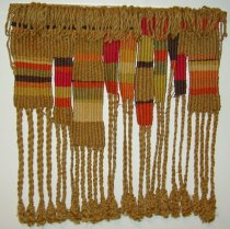 Image of weaving by Melanie Smith
