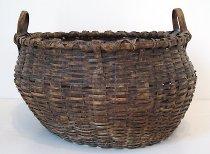 Image of 2009.124.1 - Bushel Basket
