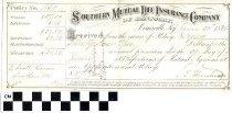 Image of Southern Mutual life insurance company 1872