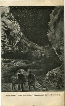 """Image of Wonderful """"Star Chamber,"""" Mammoth Cave, KY -"""