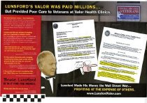 Image of Negative Ad: Lunsford made his money the Wall Street Way