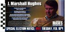 Image of J. Marshall Hughes: A True Leader who Cares