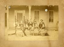 Image of Family photograph -