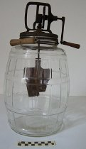 Image of 2009.155.2 - butter churn