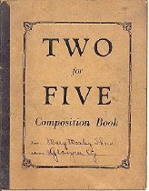 Image of Mosby Composition Book