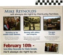 Image of Mike Reynolds for State Senate