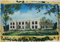 Image of Industrial Education Building - Painting