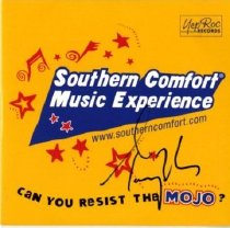 Image of Southern Comfort Music Experience CD Cover
