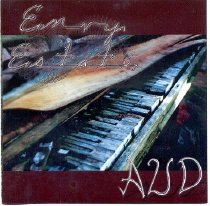 Image of Envy Estate CD Cover